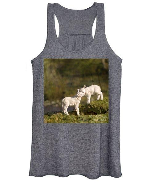 Sweet Little Lambs Women's Tank Top