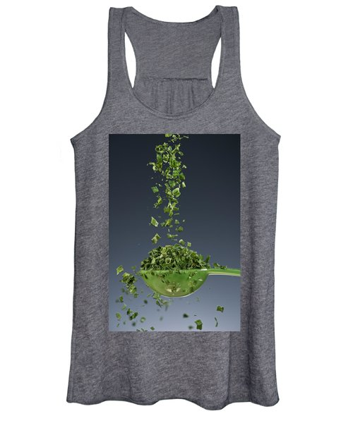 1 Tablespoon Chives Women's Tank Top