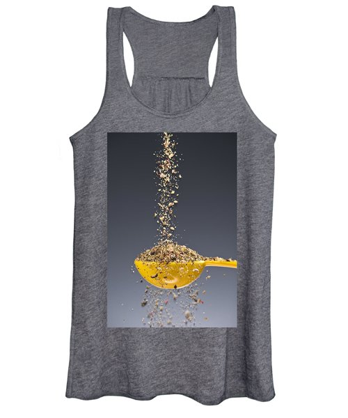 1 Tablespoon Ground Pepper Women's Tank Top