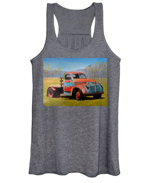 Taos Truck Women's Tank Top