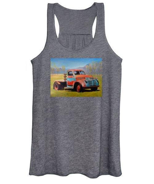 Taos Truck Women's Tank Top