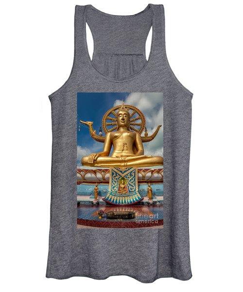 The Lord Buddha Women's Tank Top
