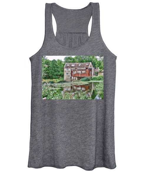 The Old Mill Avoncliff Women's Tank Top