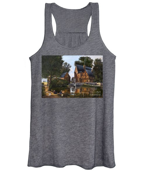The Old Mill Women's Tank Top