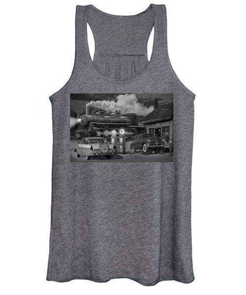 The Pumps Women's Tank Top