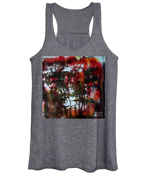 Red Forest Women's Tank Top