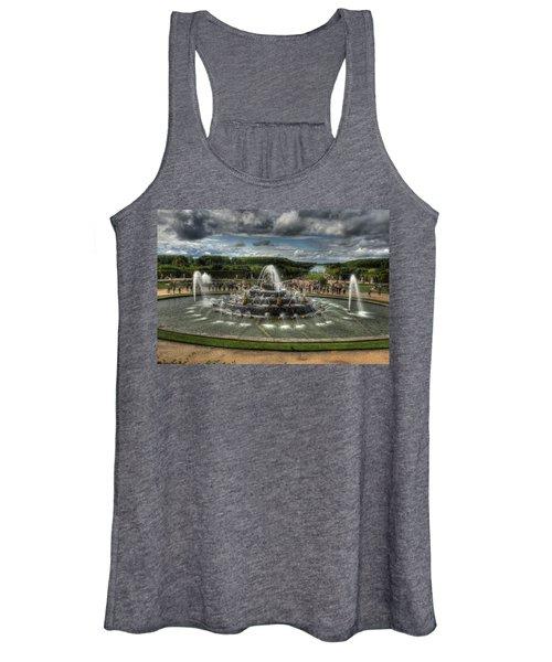 Versailles Fountain Women's Tank Top
