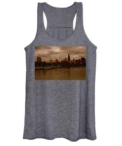 Windy City Women's Tank Top