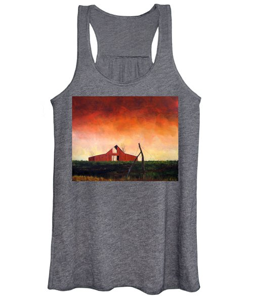 Wired Down Women's Tank Top