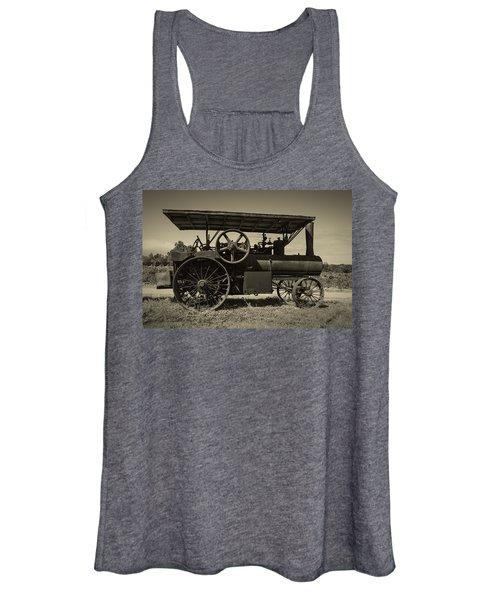 1921 Aultman Taylor Tractor Women's Tank Top