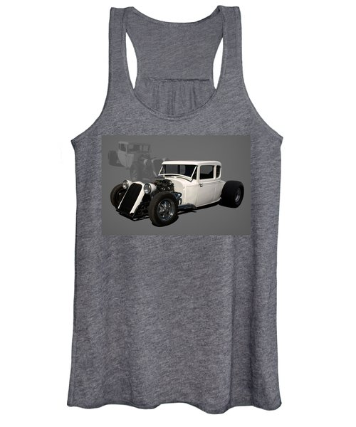 1930 Ford Hot Rod Women's Tank Top