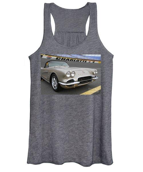 1962 Chevy Corvette Women's Tank Top