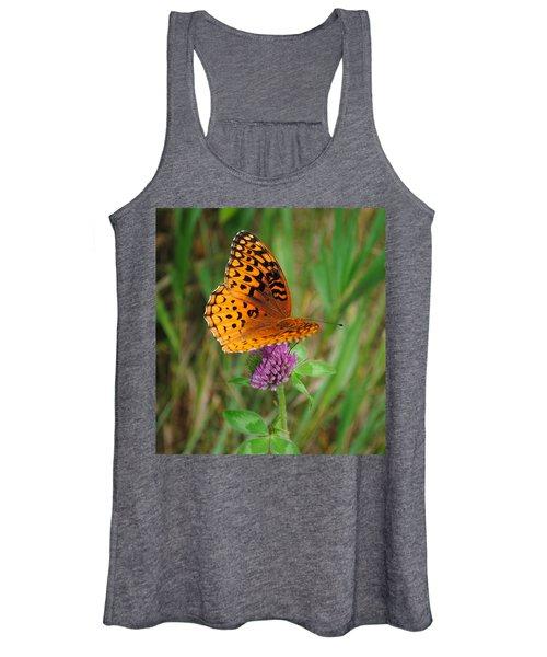 Butterfly Women's Tank Top