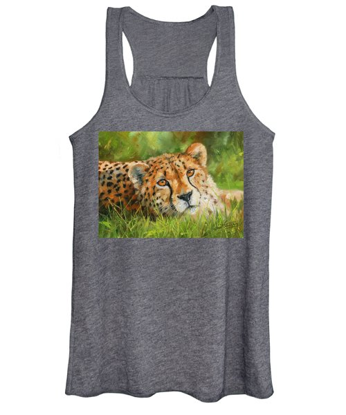 Cheetah Women's Tank Top