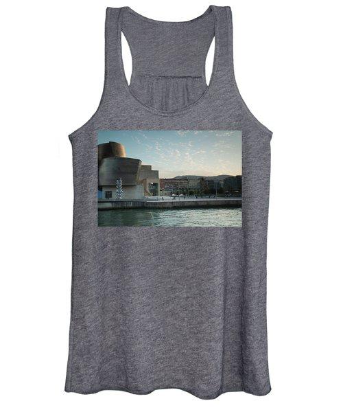 Guggenheim Museum Designed By Frank Women's Tank Top