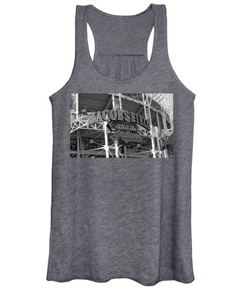 Jacobs Field - Cleveland Indians Women's Tank Top