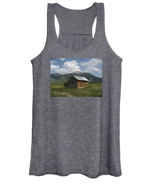 Paradise Valley Montana Women's Tank Top