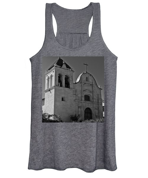 San Carlos Cathedral Women's Tank Top