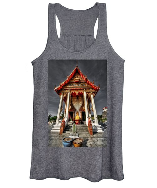 Thai Temple Women's Tank Top