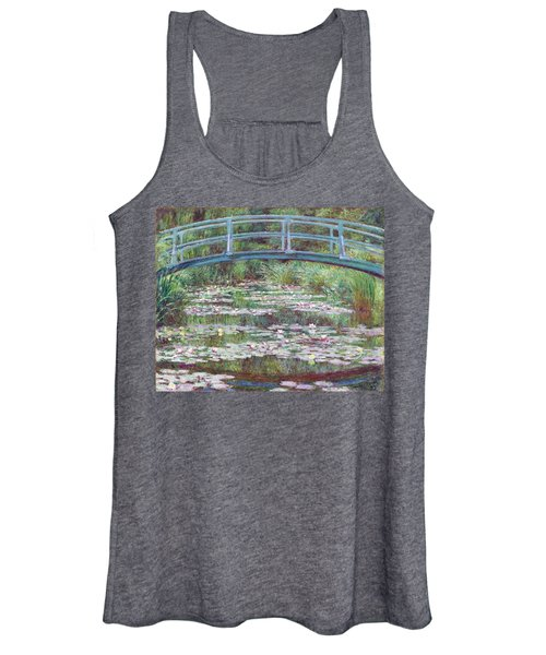 The Japanese Footbridge Women's Tank Top
