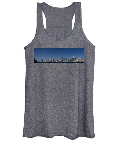 Toronto Skyline Women's Tank Top