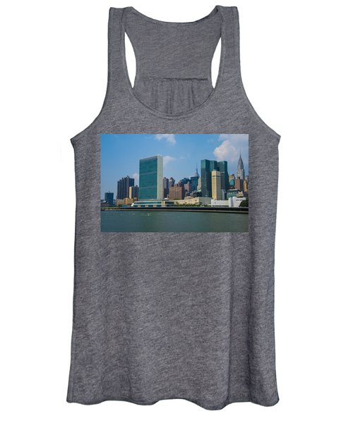 United Nations Women's Tank Top