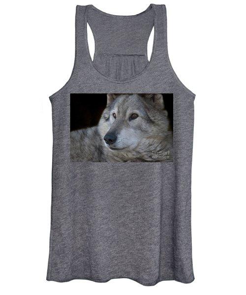 Wolf Women's Tank Top