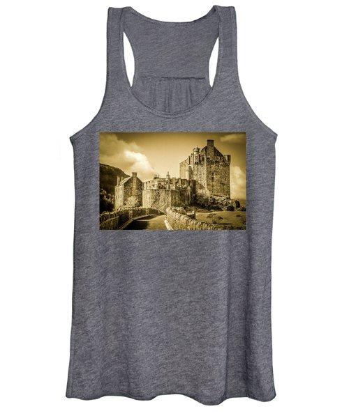 Eilean Donan Castle Women's Tank Top