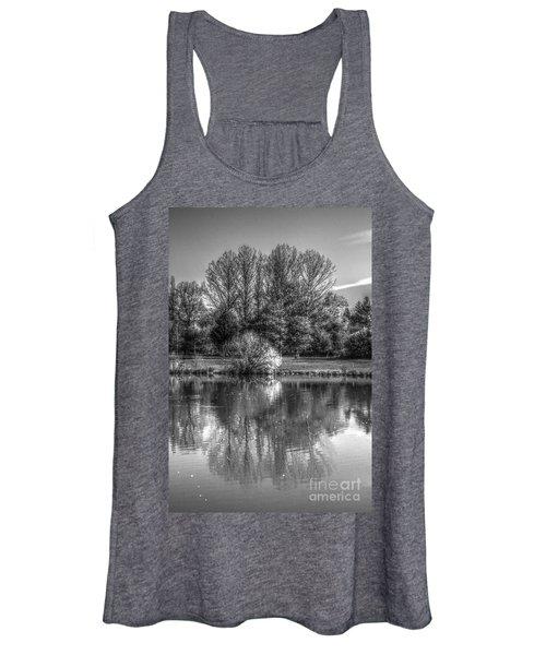Lake Reflections Women's Tank Top
