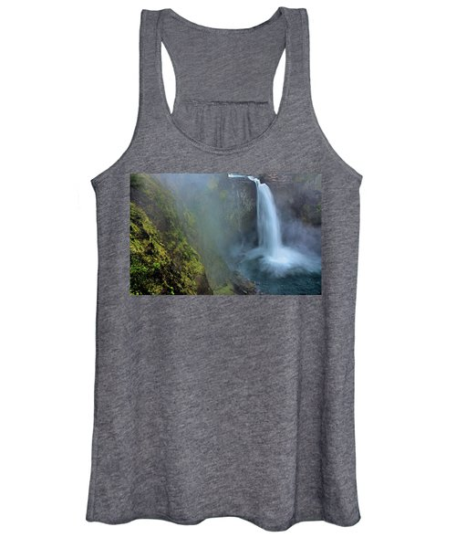 Snoqualmie Falls Women's Tank Top