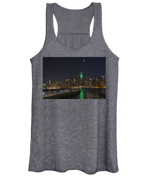 View From Gantry Plaza State Park Women's Tank Top