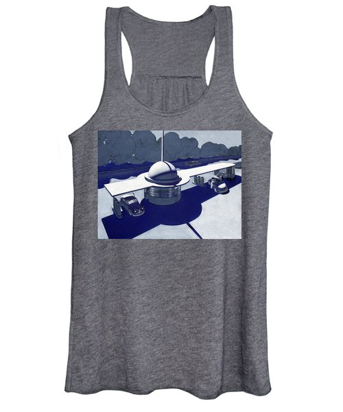 Roadside Of Tomorrow Women's Tank Top