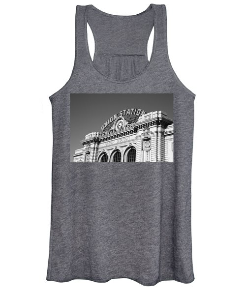 Denver - Union Station Women's Tank Top