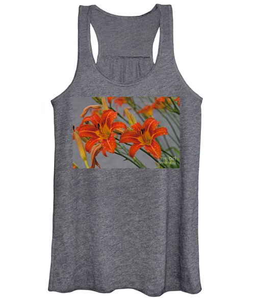 Day Lilly Women's Tank Top
