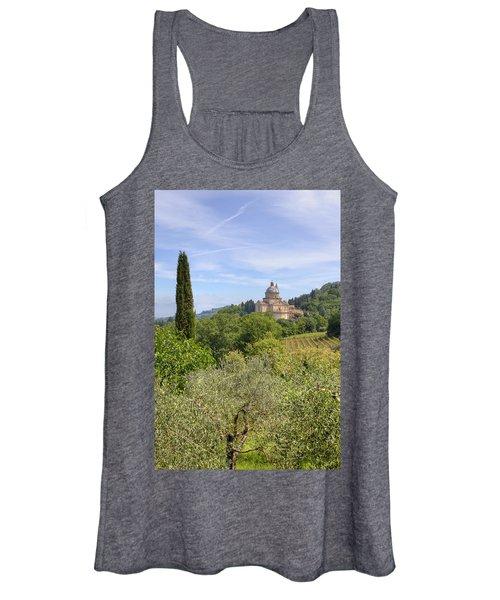 Tuscany - Montepulciano Women's Tank Top