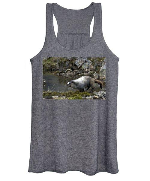 Hoary Marmot Women's Tank Top