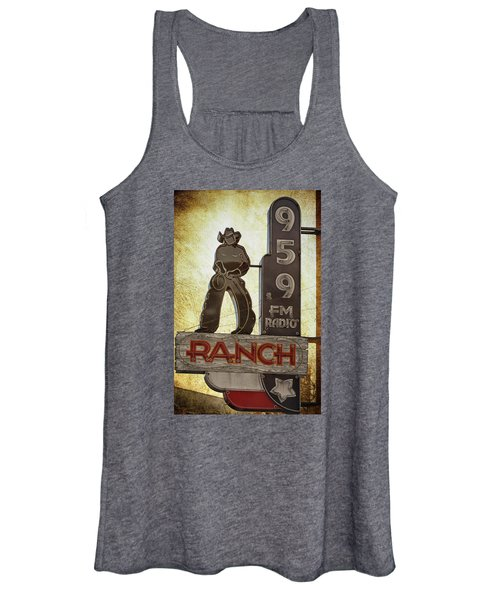95.9 The Ranch Women's Tank Top