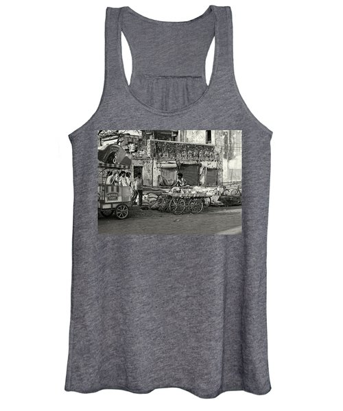 A Chat Among Friends Women's Tank Top