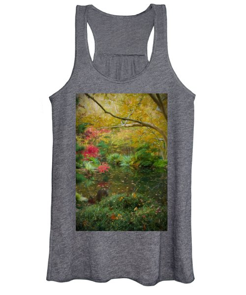 A Fall Afternoon Women's Tank Top