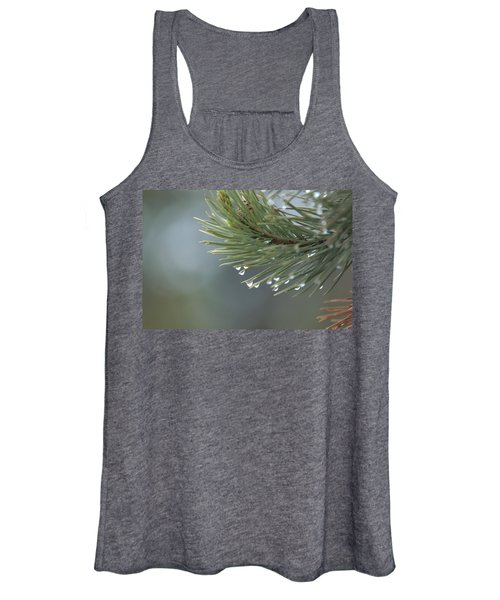 A Foggy Morning  Women's Tank Top
