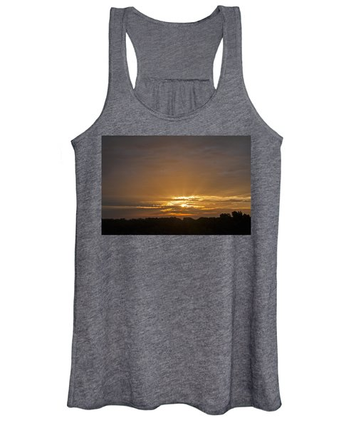 A New Day - Sunrise In Texas Women's Tank Top