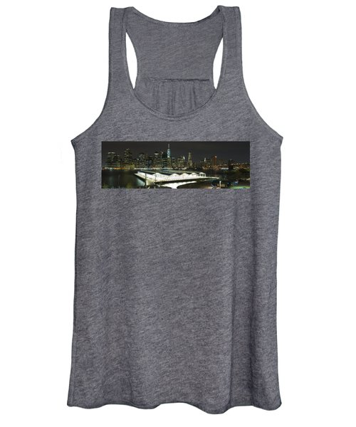 A New York City Night Women's Tank Top
