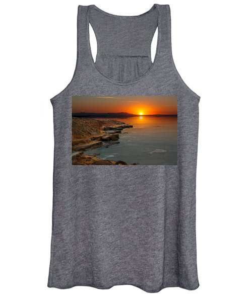A Sunset Women's Tank Top