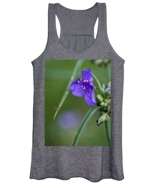A Tiny Visitor Women's Tank Top