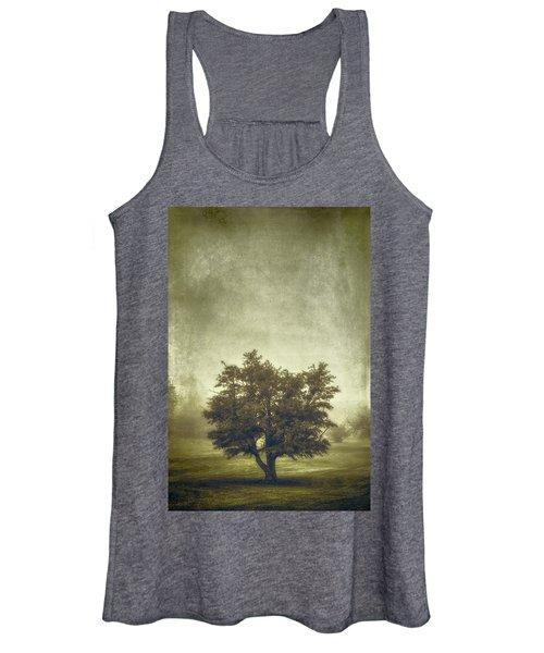 A Tree In The Fog 2 Women's Tank Top