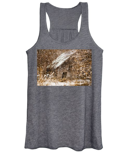 A Winter Shed Women's Tank Top