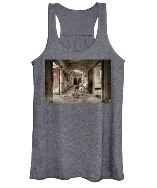 Abandoned Asylums - What Has Become Women's Tank Top