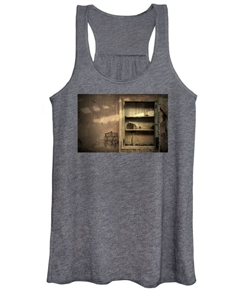 Abandoned Kitchen Cabinet Women's Tank Top