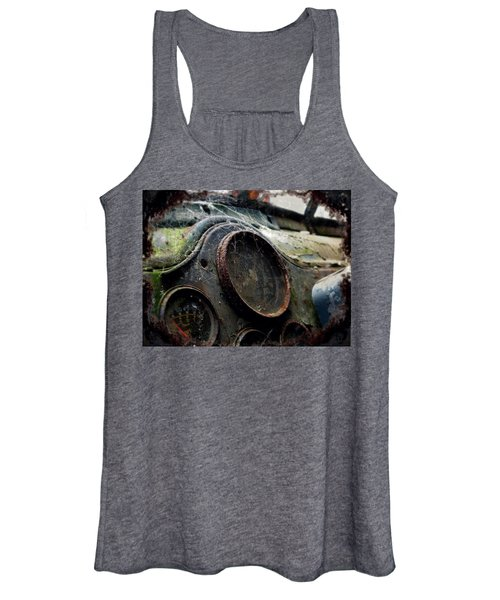 Abandoned Women's Tank Top