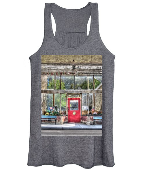 Abandoned Shop Women's Tank Top